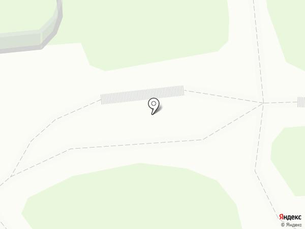 Областной центр волейбола на карте Белгорода