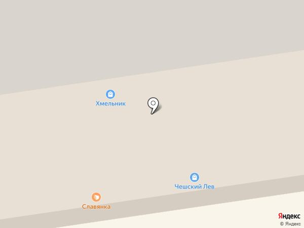 СветитЛЕД на карте Белгорода