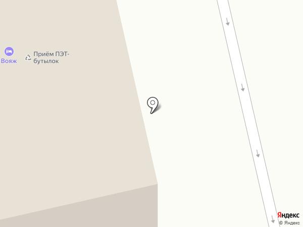VOYAGE на карте Белгорода