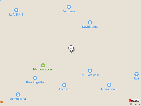 Alcozer & J на карте Белгорода