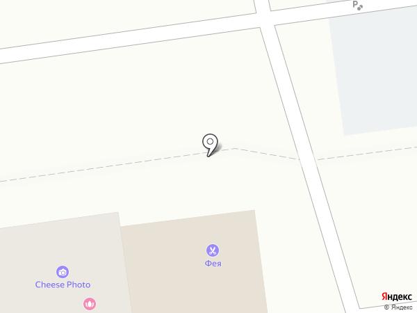 ФотоФея на карте Белгорода