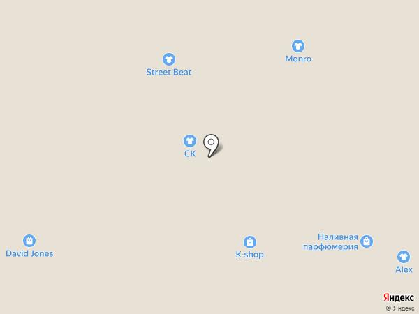 DAVID JONES на карте Белгорода