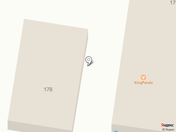 Торгово-сервисная компания на карте Белгорода