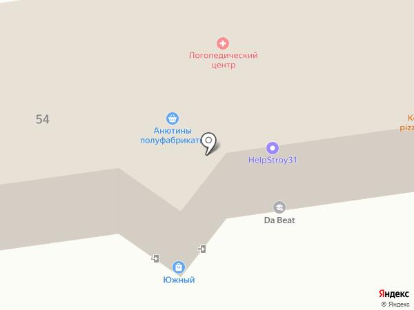 Компания по изготовлению мебели под заказ на карте Белгорода
