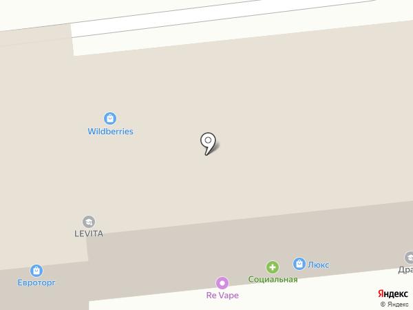 Кузя на карте Белгорода