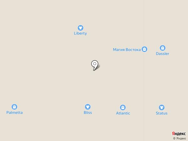 ESCADA FURS на карте Белгорода