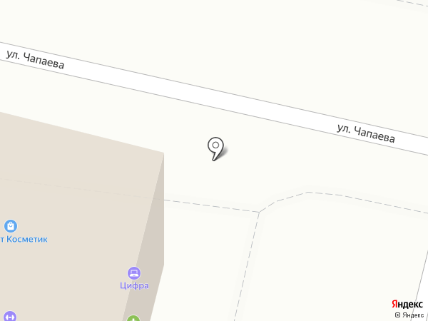 Магазин посуды на карте Белгорода