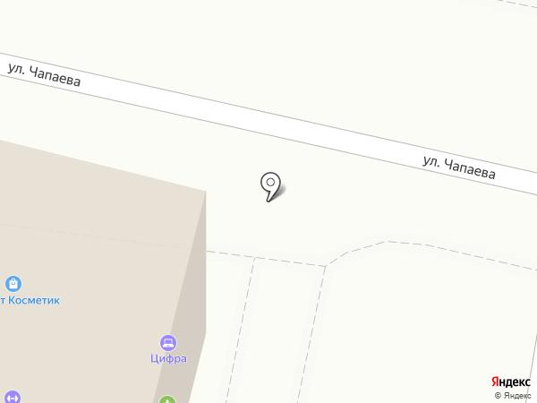 Zap31 на карте Белгорода