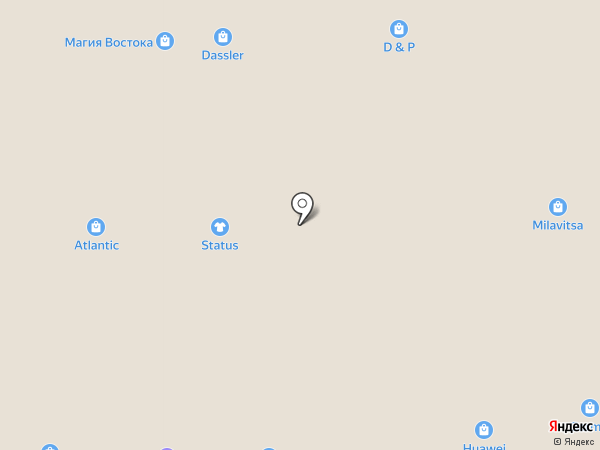 VESNA на карте Белгорода