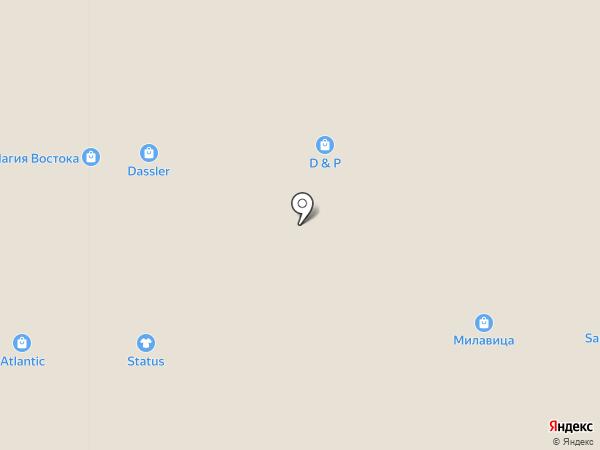 WAGGON Paris на карте Белгорода