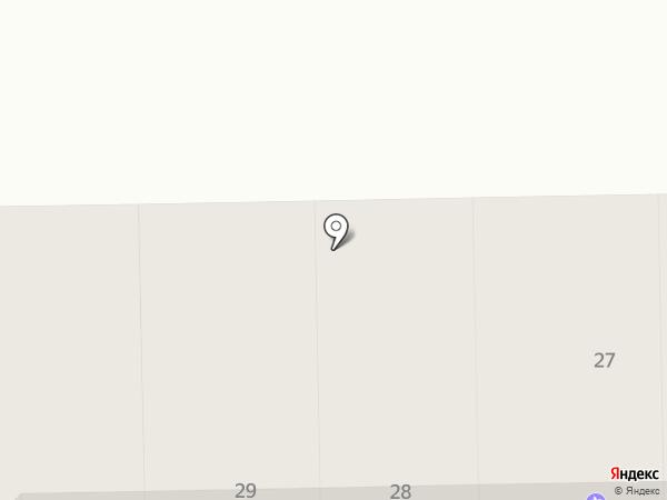 BaliSPA на карте Дубового