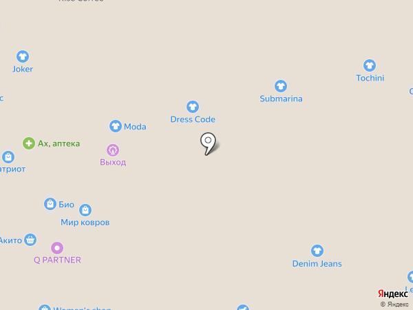Карпет Трейд на карте Белгорода