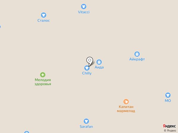 Be beauty на карте Белгорода