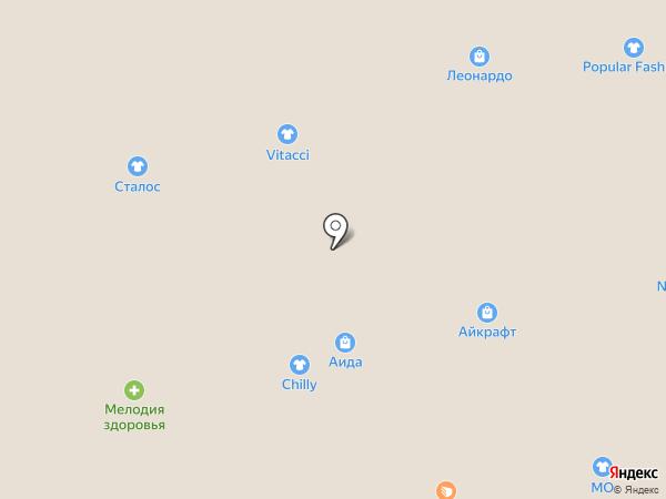 lundenilona на карте Белгорода