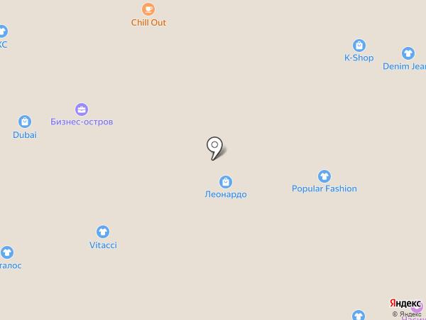 ELEGANZZA на карте Белгорода