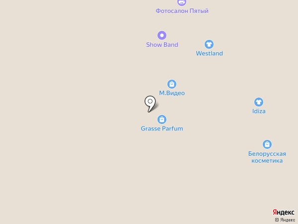 WT Парикмахер на карте Белгорода
