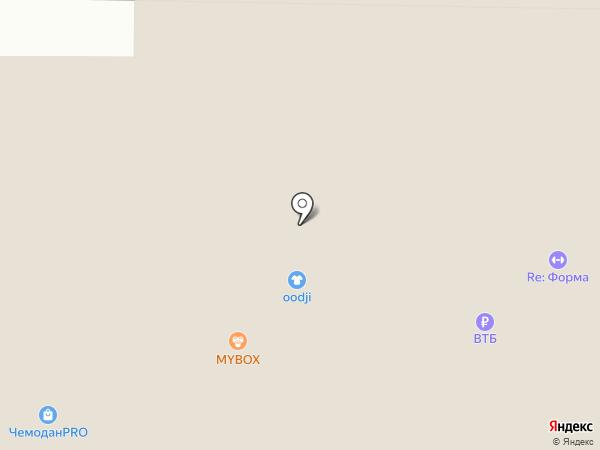 el Pelmen на карте Белгорода