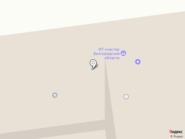 Автолэнд+ на карте Белгорода