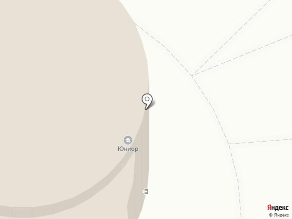 Учебно-спортивный комплекс Светланы Хоркиной на карте Белгорода
