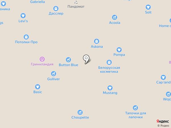 Basic на карте Белгорода