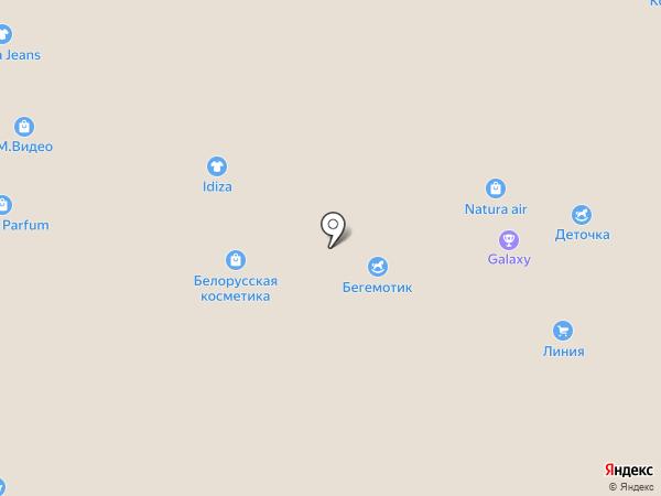 В ТРЕНДЕ на карте Белгорода