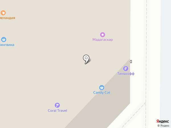 Моби Бел на карте Белгорода