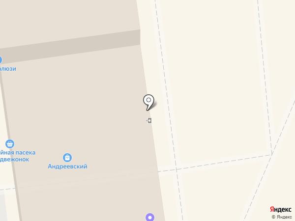 AvtoBaby на карте Белгорода