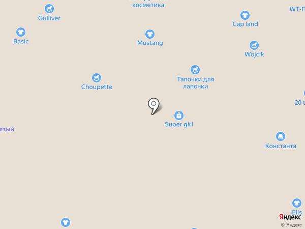 KRIZA на карте Белгорода