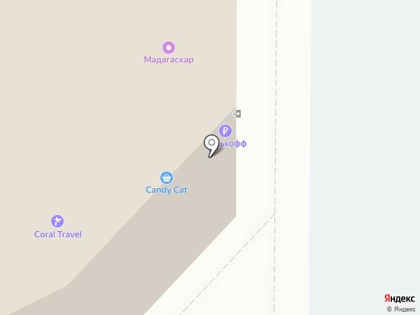 Банкомат, Банк ВТБ 24, ПАО на карте Белгорода