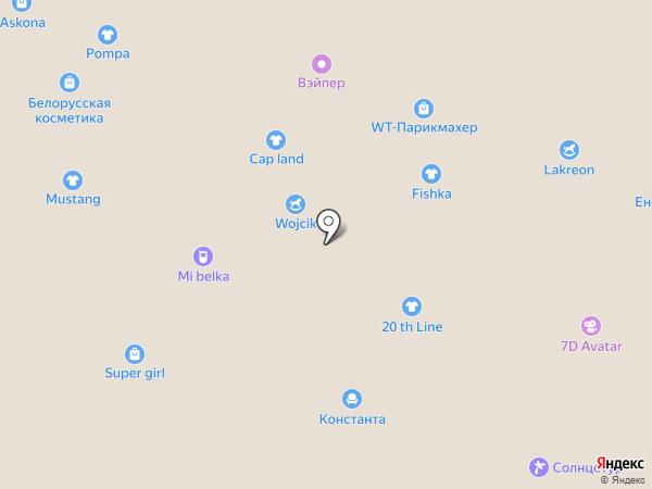Магазин аксессуаров к мобильным телефонам на карте Белгорода