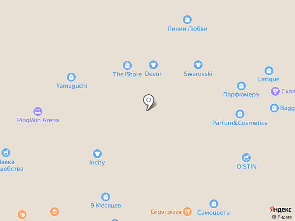 ice case shop на карте Белгорода