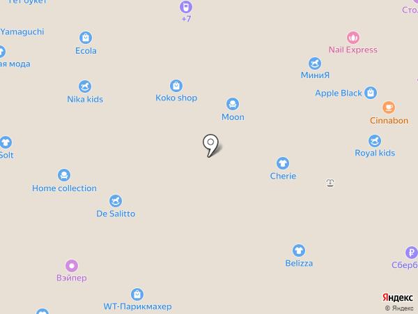 7D AVATAR на карте Белгорода
