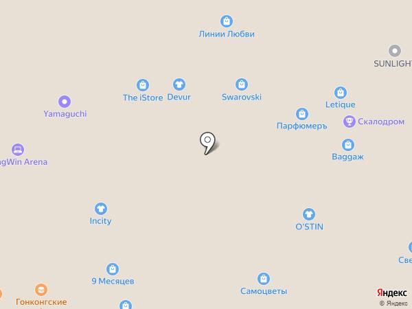 9 месяцев на карте Белгорода