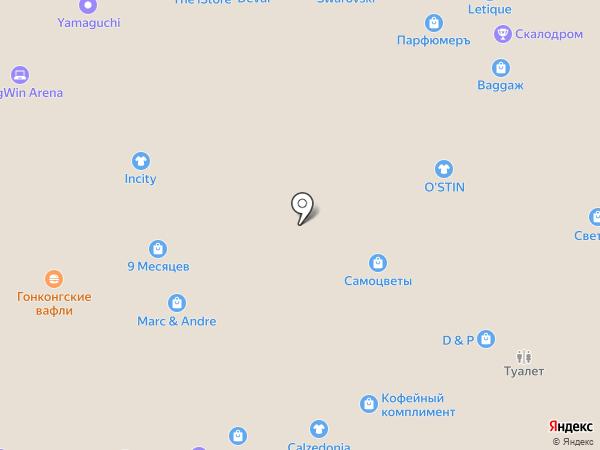 ЮВЕЛИР КАРАТ на карте Белгорода