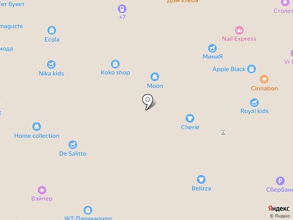 Stilnyashka на карте Белгорода