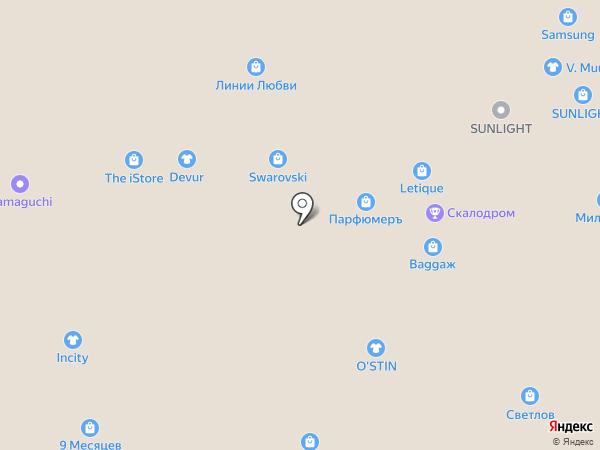 UMAX на карте Белгорода