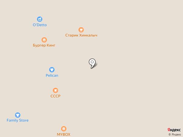 Mixage на карте Белгорода