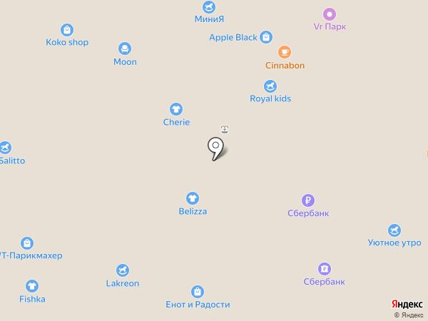 АртКит на карте Белгорода