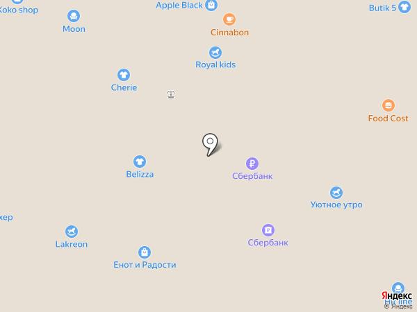 Пончики-Н на карте Белгорода