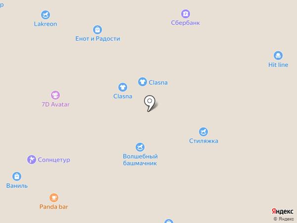 Deccy на карте Белгорода