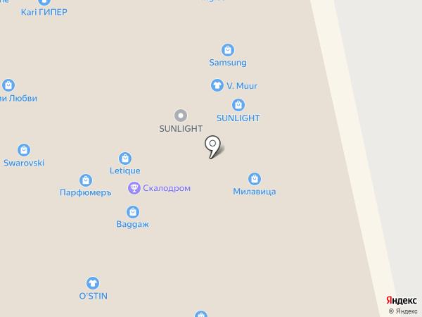 Yota на карте Белгорода