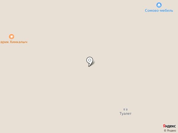 CLASNA на карте Белгорода