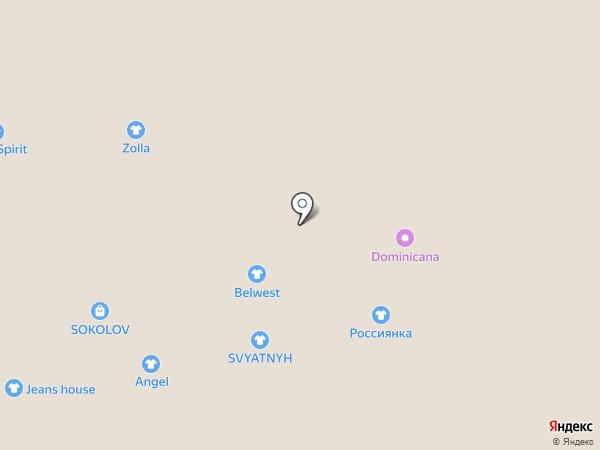 Barbara Lebek на карте Белгорода