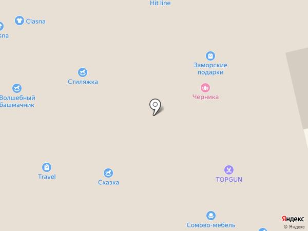 Stella на карте Белгорода