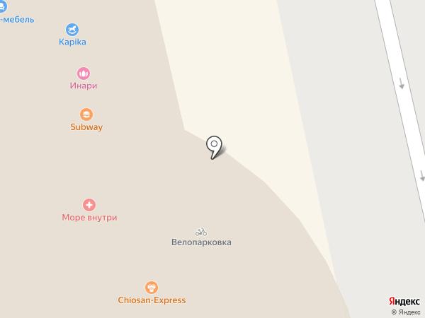 Marmolado на карте Белгорода