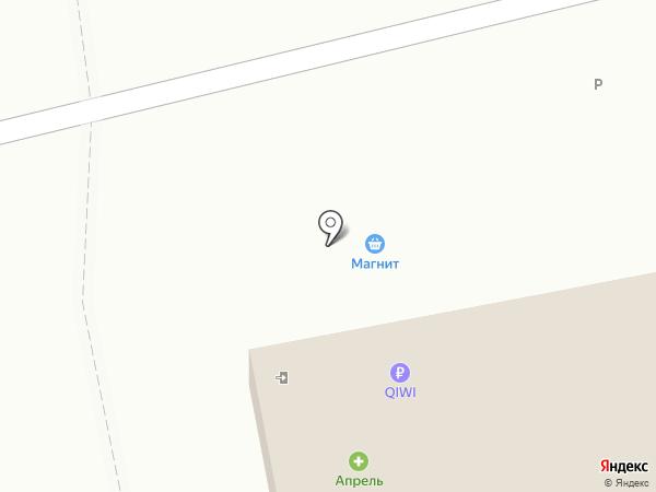 Белвинком на карте Белгорода