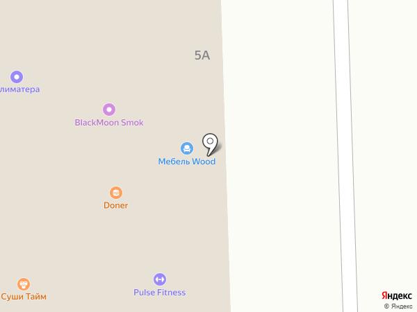 MANKAMBRA на карте Дубового