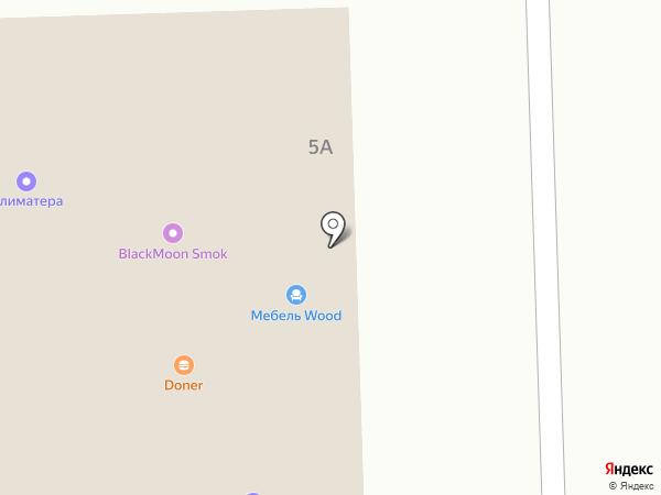 Я В ФОРМЕ на карте Дубового