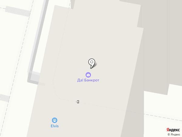 ОК Банкрот на карте Белгорода