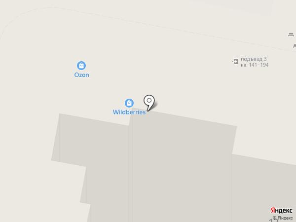 Газмастер на карте Белгорода